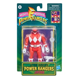Mighty Morphin Power Rangers Retro Collection AF Red Ranger