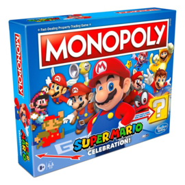 Super Mario Celebration Board Game Monopoly [English Version]