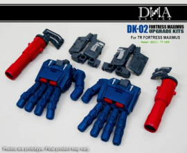 DNA DESIGN DK-02 Upgrade Kit for Fortress Maximus