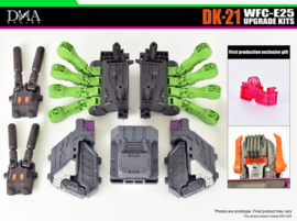 DNA DK-21 WFC-E25 Upgrade Kits - Pre order