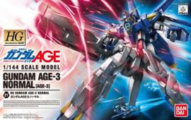 1/144 HGAGE AGE-3 Gundam AGE-3 Normal