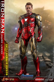 Avengers: Endgame MMS Diecast Action Figure 1/6 Iron Man Mark LXXXV Battle Damaged Ver. - Pre order