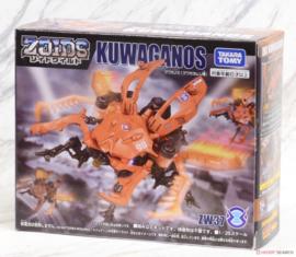 Takara Zoids WIld ZW-37 Kuwaganos