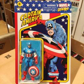 Marvel Legends Recollect Retro Captain America