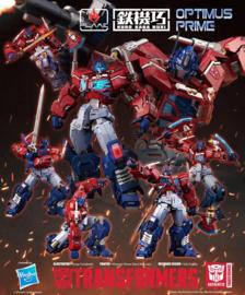 Flame Toys [Kuro Kara Kuri] #04 Optimus Prime