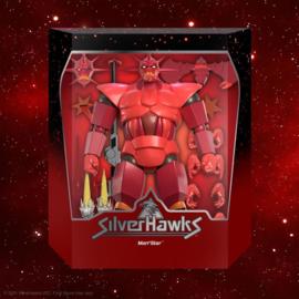 SilverHawks Ultimates AF Armored Mon Star - Pre order