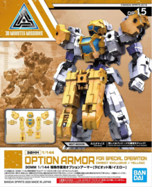1/144 30MM Rabiot Exclusive Option Armor: Special Operation [Yellow]