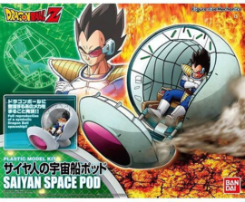 Figure-rise Dragon Ball Z Mecha Saiyan Space Pod