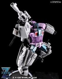 Zeta ZA-02 Whirlblade - Pre order