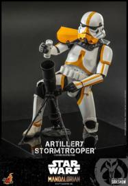 Hot Toys Star Wars The Mandalorian Action Figure 1/6 Artillery Stormtrooper - Pre order