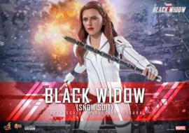Hot Toys MM AF 1/6 Black Widow Snow Suit Version - Pre order