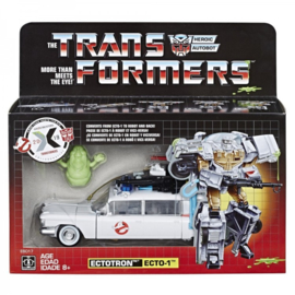 Transformers x Ghostbusters: Ecto-1 Ectotron