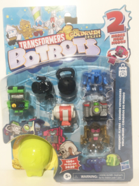 Hasbro BotBots  8-Packs Frequent Flyers D