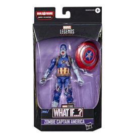 Marvel Legends What If? Zombie Captain America - Pre order