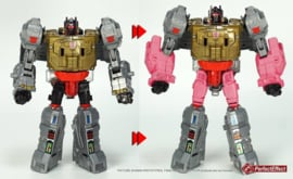 PE PC-23 Upgrade Set for POTP Dinobots