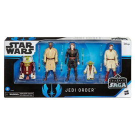 Star Wars Celebrate the Saga Action Figures 5-Pack The Jedi Order