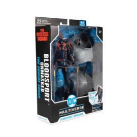 DC Suicide Squad Movie AF Bloodsport (Unmasked) - Pre order