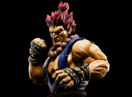 Street Fighter S.H. Figuarts Action Figure Akuma