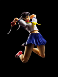 Street Fighter S.H. Figuarts Action Figure Sakura Kasugano