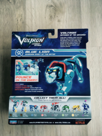 Playmates Voltron Basic Action Figure - Blue Lion