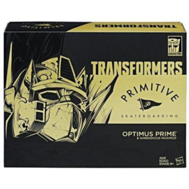 SDCC Titans Return Primitive Optimus Prime