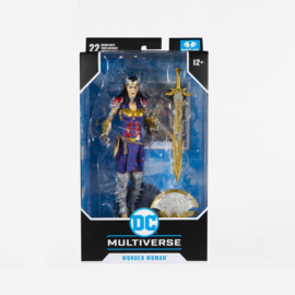 McFarlane Toys DC Multiverse AF Wonder Woman (Designed by Todd)