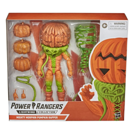 Power Rangers LC AF Mighty Morphin Pumpkin Rapper