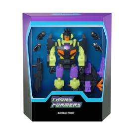 Super7 Transformers Ultimates Action Figure Banzai-Tron - Pre order