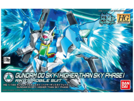 1/144 HGBD Gundam 00 Sky [Higher Than Sky Phase]