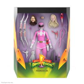Super7 Mighty Morphin Power Rangers Ultimates AF Pink Ranger - Pre order