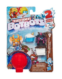Hasbro BotBots Mini Figures 5-Packs Toilet Troop SET C