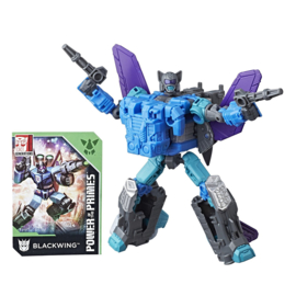 Hasbro PotP Wave 2 Deluxe Blackwing