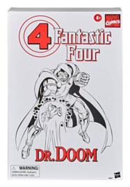 Marvel Legends Fantastic Four Vintage Collection AF Dr. Doom