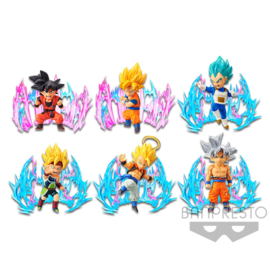 Dragon Ball Super World Collectible Figure Set [Plus effect] - Pre order