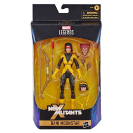 Marvel Legends X-Men New Mutants Moonstar