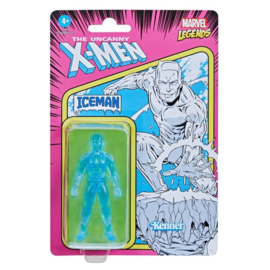 Marvel Legends Recollect Retro Iceman