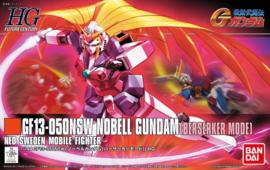 1/144 HGCE GF13-050NSW Nobell Gundam Berserker Mode