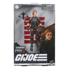 G.I. Joe Origins AF Scarlett - Pre order