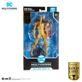 McFarlane DC Multiverse AF Red Death Gold (Earth 52)