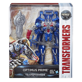 Hasbro The Last Knight - Premier Edition Leader Optimus Prime