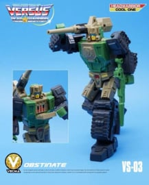 Mechfanstoys MFT VS-03 Obstinate