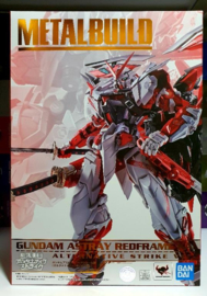 Metal Build Gundam Astray Red Frame Alternative Strike