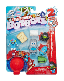 Hasbro BotBots Mini Figures 8-Packs Jock Squad A