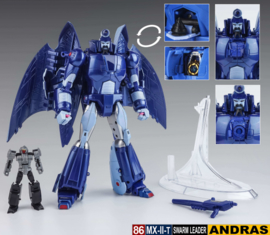 X-Transbots MX-IIT Swarm Leader Andras [Toon Version]