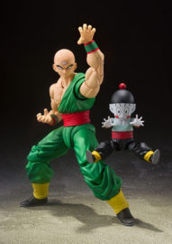 Dragon Ball Z S.H. Figuarts Action Figure 2-Pack Tenshinhan & Chaoz - Pre order