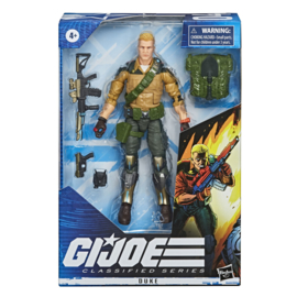 G.I. Joe Classified Series Duke - Pre order