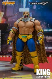 Tekken 7 Action Figure 1/12 King - Pre order