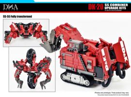 DNA Design DK-20 Studio Series SS Combiner Upgrade Kit  - Pre order