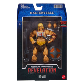Masters of the Universe: Revelation Masterverse He-Man