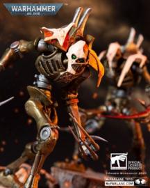 Warhammer 40k Action Figure Necron Flayed One - Pre order